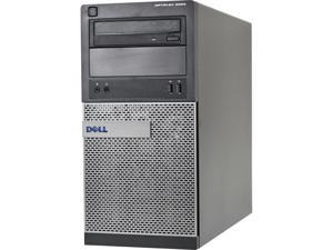 DELL 3020-T Desktop Computer Intel Core i5 4th Gen 4570 (3.20 GHz) 8 GB 500 GB HDD Windows 10 Pro 64-Bit A Grade