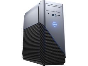 DELL Desktop Computer Inspiron 5675 i5675-A933BLU-PUS Ryzen 5 1400 (3.20 GHz) 8 GB DDR4 1 TB HDD AMD Radeon RX 570 Windows 10 Home 64-Bit