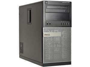 Dell 9020-T Core i5-4690 3.5GHz/16GB Ram/2TB HDD/DVDRW/Windows 10 Professional (64bit)