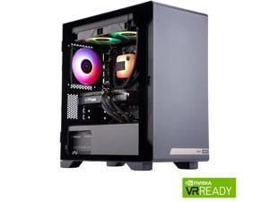 MEK HERO G1 A5837 Gaming Desktop Powered By Zotac - Ryzen 7 5000 Series 5800X (3.80 GHz) NVIDIA GeForce RTX 3070 8 GB Dual-Channel 16 GB DDR4 1 TB HDD 1 TB PCIe NVMe SSD Windows 10 Home 64-bit