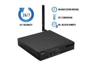 ASUS PB60 Mini PC - Intel Core i5-8400T - 8 GB DDR4 - 256 GB SSD - Intel UHD Graphics 630 - Windows 10 Pro (PB60-B5095ZD)