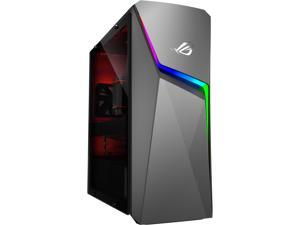 ASUS - Gaming Desktop PC - Intel Core i5-9400F (6-Core 2.9 GHz), NVIDIA GeForce GTX 1660, 8 GB DDR4, 512 GB SSD, Intel B360, Windows 10 Home 64-bit, GL10CS