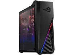 ROG Strix GA15DH Gaming Desktop PC, AMD Ryzen 5 3600X, GeForce GTX 1660 Super, 8 GB DDR4 RAM, 256 GB SSD + 1 TB HDD, Wi-Fi 5, Windows 10 Home, GA15DH-BS562