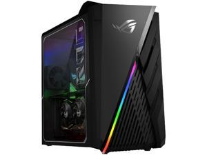 ASUS Gaming Desktop G15DH-DS562 Ryzen 5 3rd Gen 3600X (3.80 GHz) 16 GB DDR4 1 TB HDD 512 GB PCIe SSD NVIDIA GeForce GTX 1660 Ti Windows 10 Home 64-bit