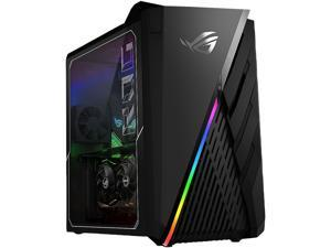 ASUS Gaming Desktop G35DX-DS73S Ryzen 7 3rd Gen 3700X (3.60 GHz) 16 GB DDR4 2 TB HDD 512 GB PCIe SSD NVIDIA GeForce RTX 2070 SUPER Windows 10 Home 64-bit