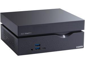 ASUS Desktop Computer VivoMini VC66-C2B7050ZN Intel Core i7 10th Gen 10700 (2.90 GHz) 16 GB DDR4 512 GB PCIe M.2 SSD Intel UHD Graphics 630 Windows 10 Home 64-bit