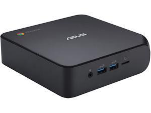ASUS Desktop Computer Chromebox 4 CHROMEBOX4-G5043UN Intel Core i5 10th Gen 10210U (1.60 GHz) 8 GB DDR4 128 GB SSD Intel UHD Graphics Google Chrome OS