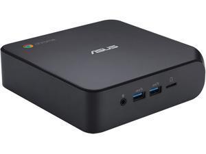 ASUS Desktop Computer Chromebox 4 CHROMEBOX4-G7068UN Intel Core i7 10th Gen 10510U (1.80 GHz) 16 GB DDR4 256 GB SSD Intel UHD Graphics Google Chrome OS