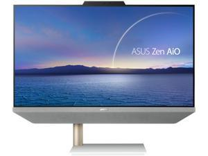 """ASUS Zen AiO 24, 23.8"""" FHD Non-Touch Display, AMD Ryzen 5 5500U Processor, 8GB DDR4 RAM, 512GB SSD, Windows 10 Home, Kensington Lock, Wireless Keyboard and Mouse Included, M5401WUA-DS503"""
