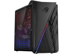 ASUS Gaming Desktop G35CZ-D7V80 Intel Core i7 10th Gen 10700KF (3.80 GHz) 16 GB DDR4 1 TB HDD 1 TB PCIe SSD NVIDIA GeForce RTX 3080 Windows 10 Home 64-bit