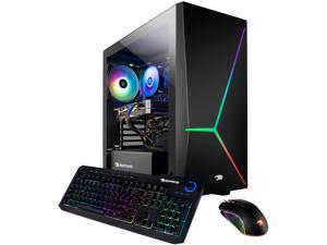 iBUYPOWER Slate 4 161i - Intel Core i7-10700F - GeForce GTX 1660 - 16 GB DDR4 - 2 TB HDD - 240 GB SSD - Windows 10 Home - Gaming Desktop