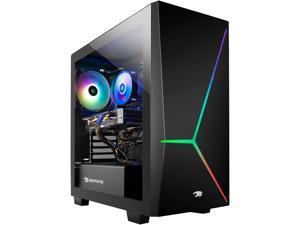iBUYPOWER Slate 4 163A - AMD Ryzen 5 3600 - Radeon RX 580 - 16 GB DDR4 - 1 TB HDD - 240 GB SATA SSD - Windows 10 Home - Gaming Desktop