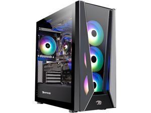 iBUYPOWER Gaming Desktop Trace5MR 177i Intel Core i9 11th Gen 11900KF (3.50 GHz) 16 GB DDR4 1 TB PCIe SSD NVIDIA GeForce RTX 3090 Windows 10 Home 64-bit