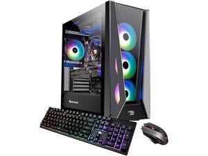 iBUYPOWER Gaming Desktop Trace5MR1003Ti Intel Core i7 11th Gen 11700KF (3.60 GHz) 16 GB DDR4 1 TB PCIe SSD NVIDIA GeForce RTX 3080 Ti Windows 10 Home 64-bit