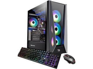 iBUYPOWER Gaming Desktop Trace5MR 181I Intel Core i9 11th Gen 11900KF (3.50 GHz) 32 GB DDR4 1 TB M.2 SSD AMD Radeon RX 6900 XT Windows 10 Home 64-bit