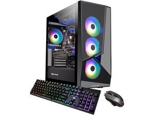 iBUYPOWER Gaming Desktop Slate5MR 218i Intel Core i9 11th Gen 11900KF (3.50 GHz) 32 GB DDR4 1 TB SATA SSD NVIDIA GeForce RTX 3080 Windows 10 Home 64-bit