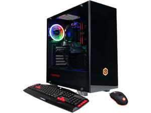 CyberpowerPC Gaming Desktop Gamer Master 99507 Ryzen 5 3rd Gen 3600 (3.60 GHz) 16 GB DDR4 2 TB HDD 480 GB SSD NVIDIA GeForce GTX 1660 SUPER Windows 10 Home 64-bit