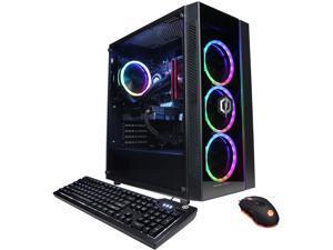 CyberpowerPC Gaming Desktop Gamer Xtreme C768LQ Intel Core i7 10th Gen 10700K (3.80 GHz) 16 GB DDR4 1 TB HDD 500 GB SSD NVIDIA GeForce RTX 3080 Windows 10 Home 64-bit