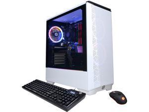 CyberpowerPC Gaming Desktop Gamer Master GMA610V2 Ryzen 3 3rd Gen 3100 (3.60 GHz) 8 GB DDR4 1 TB HDD 240 GB SSD NVIDIA GeForce GTX 1660 Windows 10 Home 64-bit
