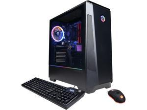 CyberpowerPC Gaming Desktop Gamer Master GM60600 Ryzen 5 5000 Series 5600X (3.70 GHz) 16 GB DDR4 1 TB SSD NVIDIA GeForce RTX 3070 Ti Windows 10 Home 64-bit
