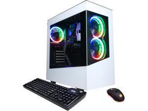 CyberpowerPC Gaming Desktop Gamer Xtreme GXi1280V4 Intel Core i5 11th Gen 11600KF (3.90 GHz) 16 GB DDR4 500 GB PCIe SSD NVIDIA GeForce RTX 3060 Windows 10 Home 64-bit
