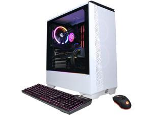 CyberpowerPC Gaming Desktop Gamer Supreme SLC10940 Ryzen 7 5000 Series 5800X (3.80 GHz) 16 GB DDR4 1 TB PCIe SSD NVIDIA GeForce RTX 3070 Ti Windows 10 Home 64-bit