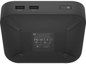 HP Desktop PC Chromebox Intel Core i7 4600U (2.10 GHz) 8GB DDR3L 16 GB SSD Intel HD Graphics 4400 Google Chrome OS