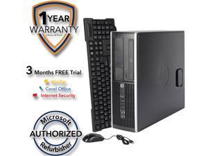 HP Desktop Computer Elite 8300 Intel Core i7 3rd Gen 3770 (3.40 GHz) 16 GB DDR3 512 GB SSD Windows 10 Pro