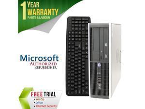 HP Desktop Computer 8200 Elite Intel Core i5 2nd Gen 2400 (3.10 GHz) 16 GB DDR3 2 TB HDD Intel HD Graphics 2000 Windows 7 Professional 64-bit