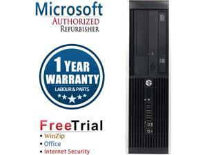 HP Desktop Computer 6305 Pro-SFF A4-Series APU A4-5300B (3.40 GHz) 4 GB DDR3 250 GB HDD Windows 10 Pro