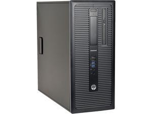 HP A Grade Desktop Computer EliteDesk 800 G1 Intel Core i7 4th Gen 4790 (3.60 GHz) 16 GB 2 TB HDD Windows 10 Pro 64-bit