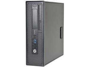 HP 800 G1-SFF Core i5-4690 3.5GHz/8GB Ram/2TB HDD/DVDRW/Windows 10 Professional (64bit)