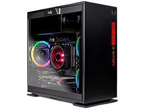 SkyTech Legacy Mini - Gaming Computer PC Desktop - Ryzen 7 2700 8-Core 3.2 GHz, NVIDIA GeForce RTX 2070 Super 8 GB, 500 GB SSD, 16 GB DDR4, AC WiFi, Windows 10 Home 64-bit