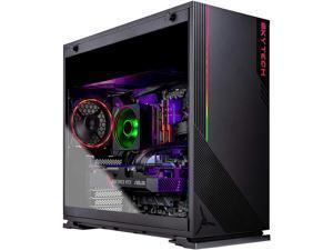 Skytech Azure Gaming Computer PC Desktop - Ryzen 7 3700X 3.6 GHz, RTX 2080 Ti 11 GB, 1 TB NVMe SSD, 16 GB DDR4 3600 MHz, RGB Fans, Windows 10 Home 64-bit, 802.11AC Wi-Fi