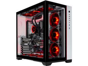 Skytech Prism II Gaming PC Desktop - Intel i9-10900K 3.70 GHz, RTX 3090 24 GB GDDR6X, 1 TB NVMe, 16 GB DDR4 3000, Z490 Motherboard, 850W Gold PSU, 360mm AIO, AC Wi-Fi, Windows 10 Home 64-bit
