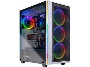 Skytech Gaming Desktop Chronos ST-Chronos-W-0092-R Ryzen 7 3rd Gen 3700X (3.60 GHz) 16 GB DDR4 1 TB SSD AMD Radeon RX 5700 XT Windows 10 Home 64-bit