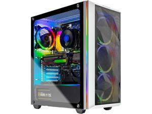 Skytech Chronos - AMD Ryzen 7 3700X - Radeon RX 6700 XT - 16GB DDR4 3200 - 1TB SSD - B550M MB - 750W Gold PSU -  ARGB Fans - AC WiFi - Windows 10 Home - Gaming Desktop