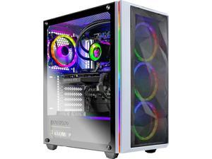 Skytech Chronos Gaming PC Desktop AMD Ryzen 7 5800X 3.80GHz, NVIDIA GeForce RTX 3070 Ti, 32GB DDR4 3200 RGB, 1TB NVMe Gen 4, 750W Gold PSU, 360MM AIO, 11AC WiFi, Windows 10 Home 64-bit