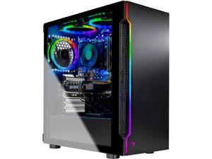 Skytech Gaming PC Desktop AMD Ryzen 5 3600 6-Core, GTX 1660 Super 6GB, 16GB DDR4, 500GB SSD, 11AC WiFi, Windows 10 Home 64-bit