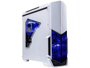 Skytech - Gaming Desktop PC - Intel Core i5-9400F (6-Core 2.9 GHz), NVIDIA GeForce RTX 2060 SUPER (8 GB), 16 GB DDR4, 500 GB SSD, Windows 10 Home 64-bit, Archangel (Refurbished)