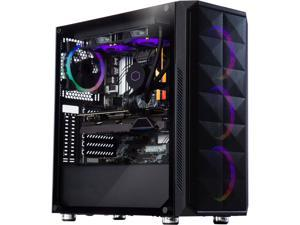 ABS Gladiator Gaming PC - Intel i7 10700K - GeForce RTX 3070 8GB - G.Skill TridentZ RGB 16GB DDR4 3200MHz - 1TB Intel M.2 NVMe SSD