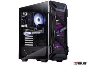 ABS Gladiator Gaming PC - Intel i7 10700F - ASUS Dual GeForce RTX 3070 8GB - G.Skill Ripjaw V 16GB DDR4 3200MHz - 1TB Intel M.2 NVMe SSD