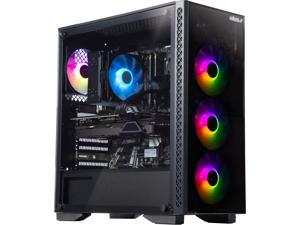 ABS Gladiator Gaming PC - Intel i7 9700KF - GeForce RTX 3070 - 16GB DDR4 3000MHz - 1TB M.2 NVMe SSD