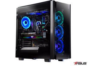 ABS Gladiator Gaming PC - Intel i9 10850K - ASUS ROG Strix RTX 3080 10GB - G.Skill TridentZ RGB 32GB DDR4 3200MHz - 1TB Intel M.2 NVMe SSD - Corsair H115i RGB Platinum 280MM AIO