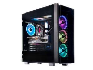 ABS Gladiator Gaming PC - Intel i9 10900KF - AORUS GeForce RTX 3080 - CORSAIR Vengeance Pro RGB 32GB DDR4 3600MHz - 2TB Intel M.2 NVMe SSD - AORUS RGB 280MM AIO