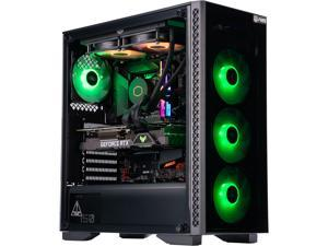 ABS Gladiator Gaming PC - Intel i7 10700K - GeForce RTX 3080 - G.Skill TridentZ RGB 16GB DDR4 3200MHz - 1TB Intel M.2 NVMe SSD - RGB AIO 240MM Cooler