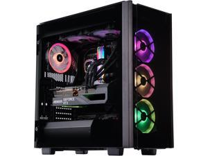 ABS Legend Gaming PC - Intel i9 10900KF - GIGABYTE AORUS GeForce RTX 3090 - CORSAIR Vengeance Pro RGB 32GB DDR4 3600MHz - 2TB Intel M.2 NVMe SSD - CORSAIR H115i RGB Platinum 280MM AIO