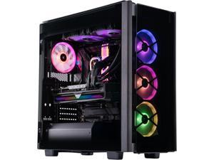 ABS Legend Gaming PC - Intel i9 10900KF - ASUS ROG STRIX GeForce RTX 3090 OC 24GB - Corsair Vengeance Pro RGB 32GB DDR4 3600MHz - 2TB Intel 660P M.2 NVMe SSD - Corsair H115i RGB Platinum 280MM AIO