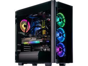 ABS Legend Gaming PC - Intel i9 11900K - EVGA GeForce RTX 3090 FTW3 Ultra Gaming - G.Skill TridentZ RGB 32GB DDR4 3200MHz - 2TB Intel M.2 NVMe SSD - Windows 10 Pro 64-bit