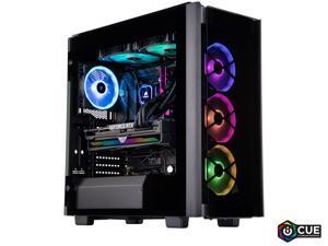 ABS Legend Gaming PC - Intel i9 10900KF - ASUS ROG STRIX GeForce RTX 3090 OC 24GB - G.Skill TridentZ RGB 32GB DDR4 3200MHz - 2TB Intel 660P M.2 NVMe SSD - Corsair H115i RGB Platinum 280MM AIO